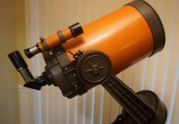 Vintage Celestron C8 Telescope With Tripod Stand